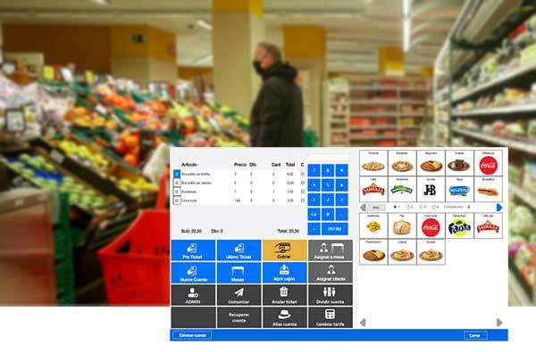 Programa free para supermercados